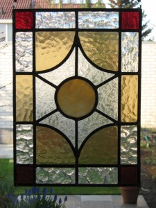 glas-in-lood 'Marion'
